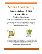 mobile food pantry