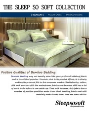 PDF Document positive qualities of bamboo bedding