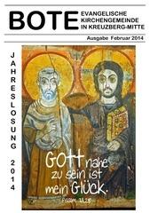 gemeinde bote februar 2014