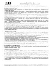 PDF Document canal platinum 0 zl 12 m dla abonentow nowa stopka
