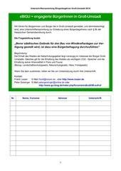 ebigu unterschriftenliste