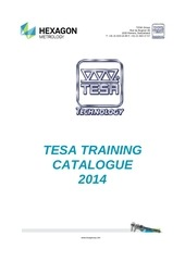 tesa training catalogue