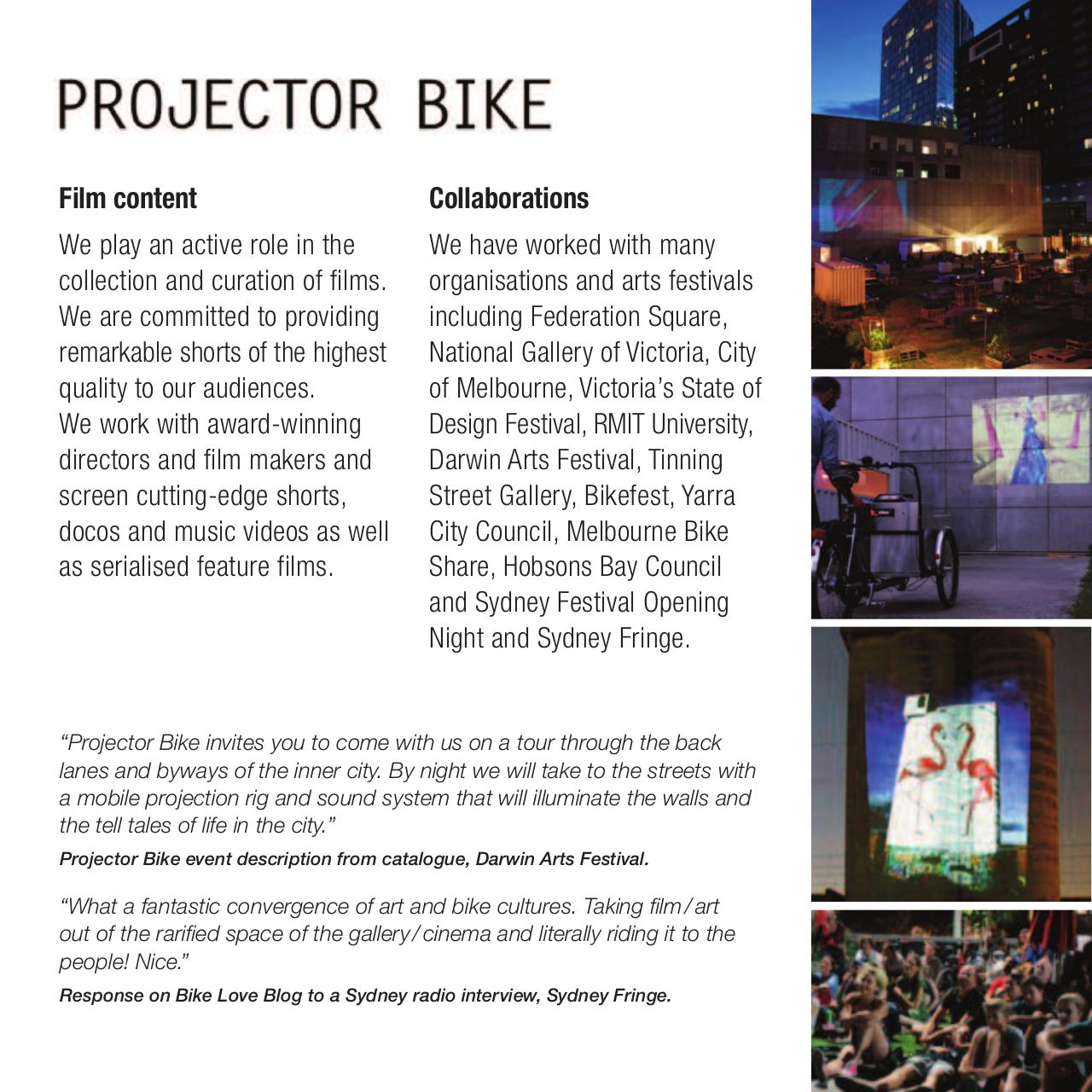 Document preview Projector Bike.pdf - page 2/4
