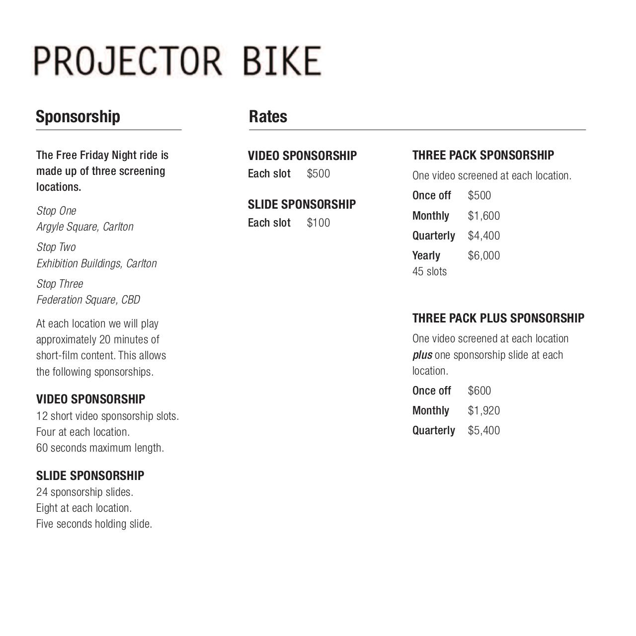 Document preview Projector Bike.pdf - page 4/4