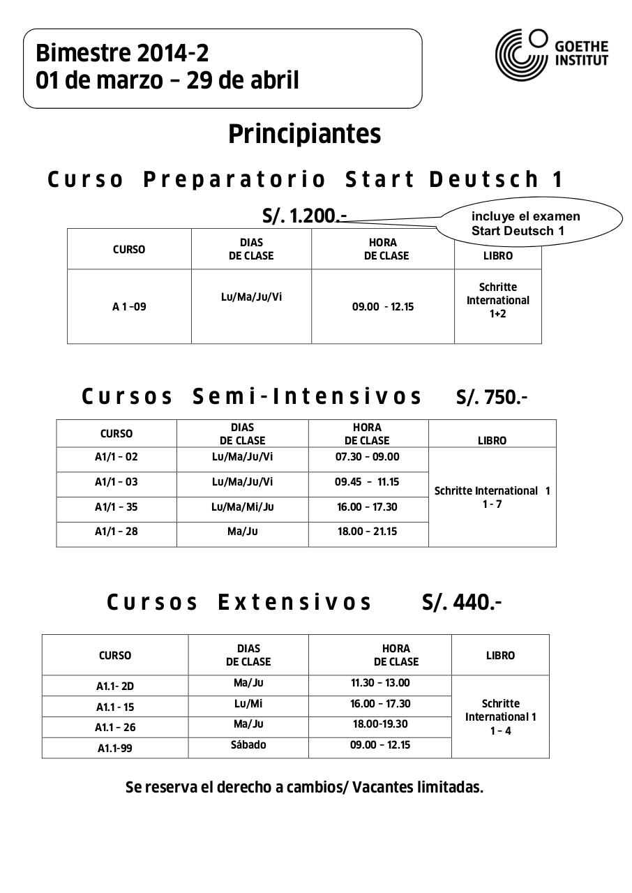 Document preview Horarios programados 2014-2.pdf - page 1/3