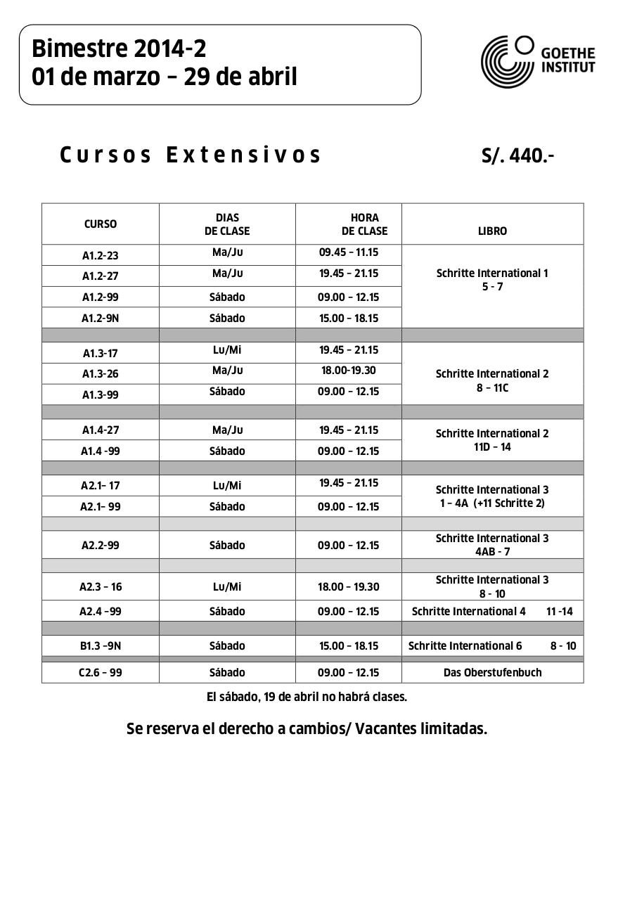 Document preview Horarios programados 2014-2.pdf - page 3/3