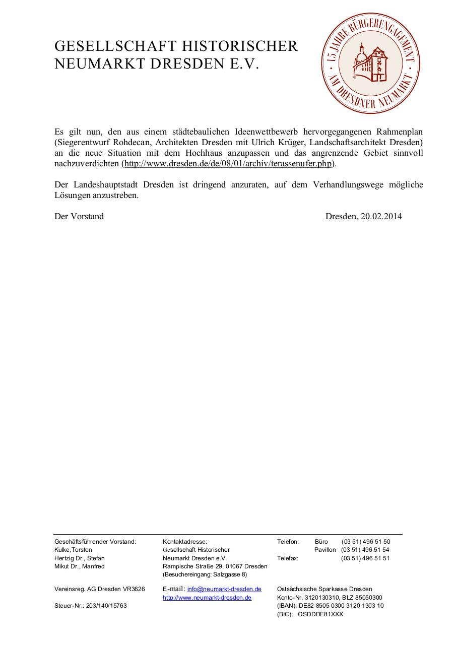 Document preview 20.02.2014_PM_Hochhaus_Terrassenufer.pdf - page 2/2
