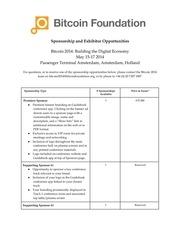 euros bitcoin2014sponsorshipandexhibitoropportunities1