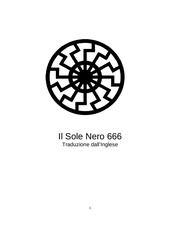 ebook italiano 666 sole nero