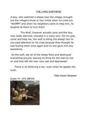 PDF Document the lying shepherd