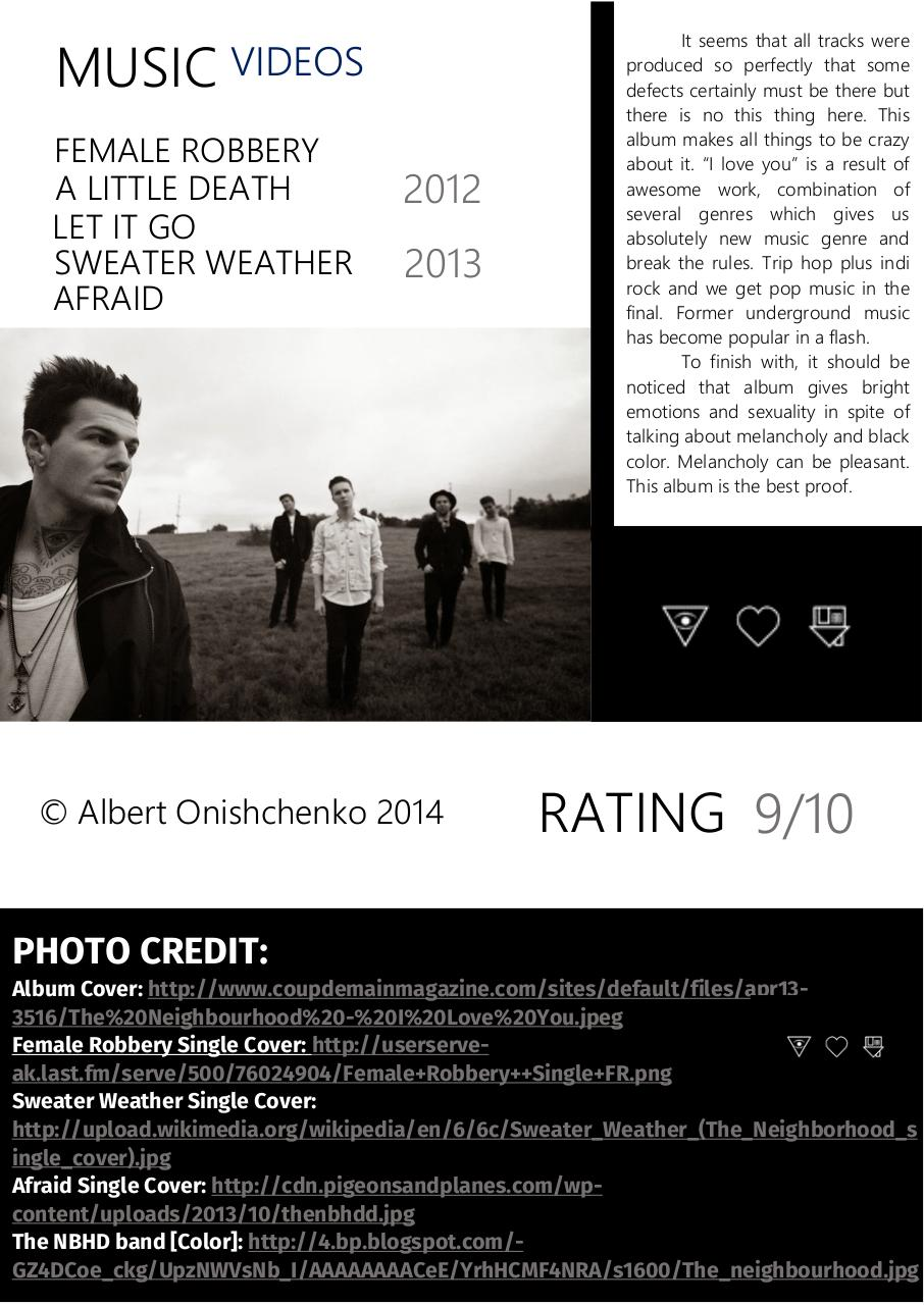 The Neighbourhood. I Love You Album Review.pdf - page 3/3