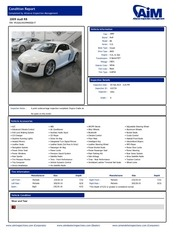 r8 condition report