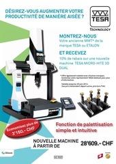 promo echange mh3d fr chf
