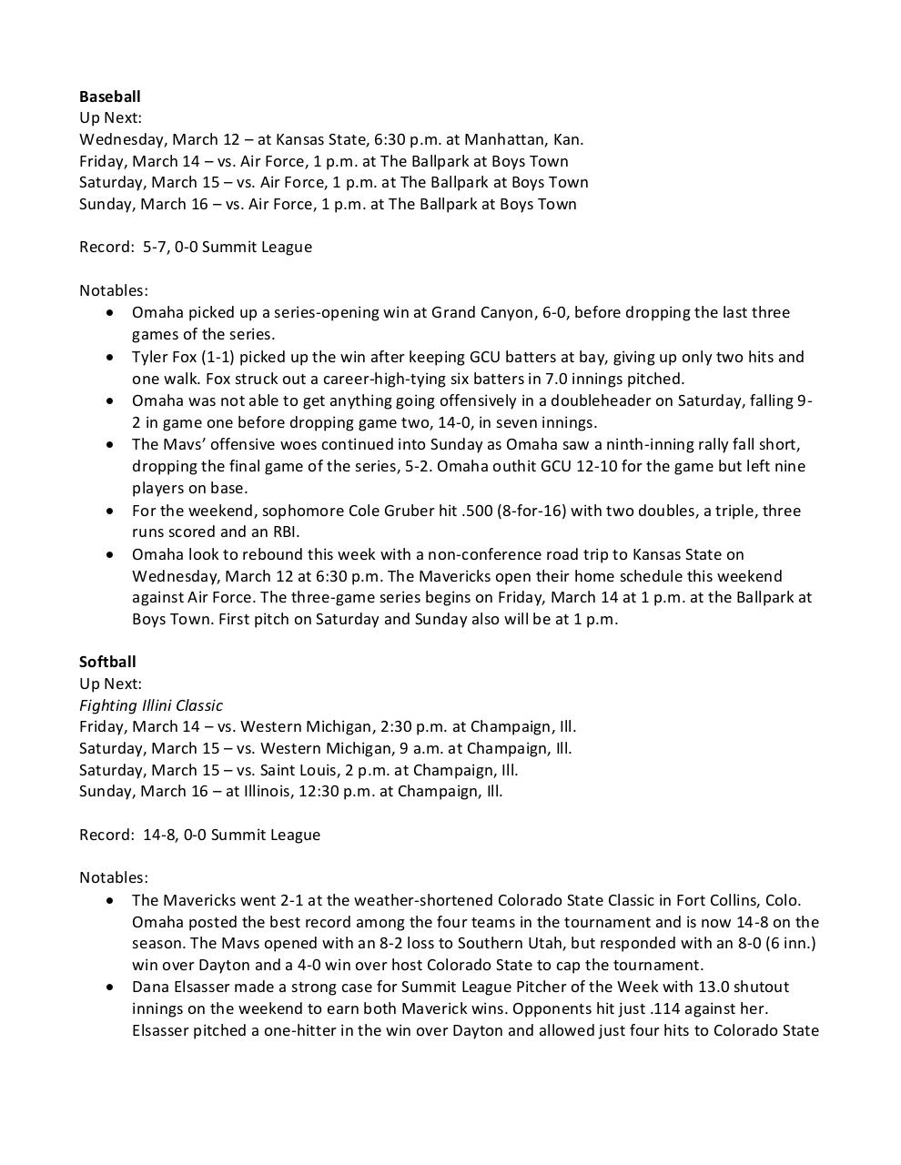 This Week in Maverick Athletics 3-10-14.pdf - page 3/6