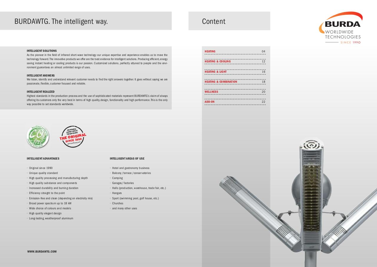 BurdaWTG-infrared-heaters-Catalog-2012-EN.pdf - page 2/14