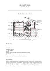 glasshill studio info