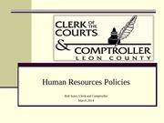 human resource managment cont d