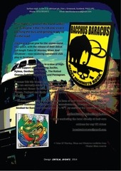 bacchus baracus touring 2014