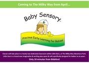 baby sensory launch