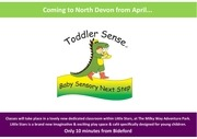 toddler sense launch mway