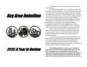 bay area rebellion