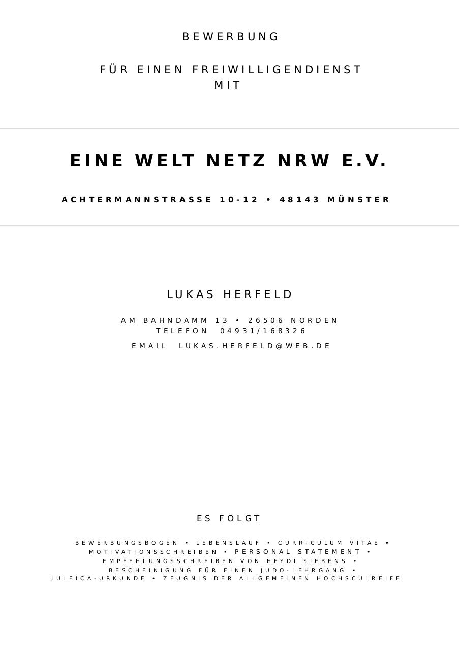 bewerbung von lukas herfeld pdfpdf page 124 - Pdf Bewerbung