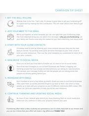 PDF Document customized tipsheet 1