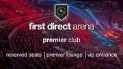 first direct arena premier club