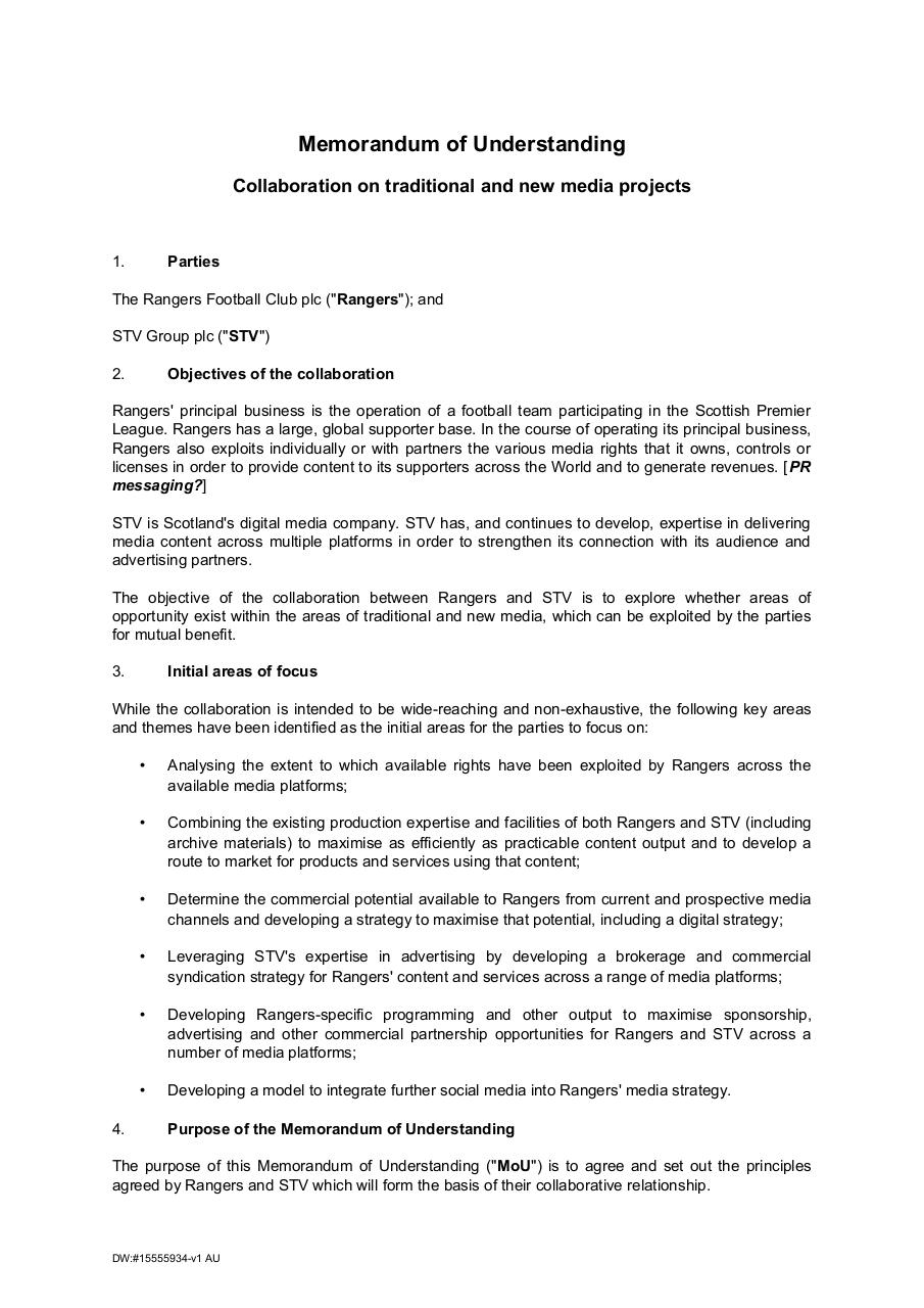 Document preview Rangers and STV.pdf - page 1/2