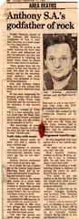 the godfather joe anthony obituary