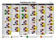 abfallkalender 2014 alle bezirke 1