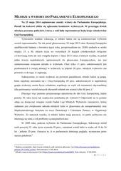 PDF Document m odzi a wybory do parlamentu europejskiego