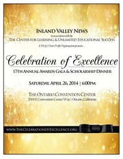 celebration of excellence sponsor package no cover letter