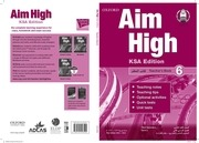 aim high 6 teacher book