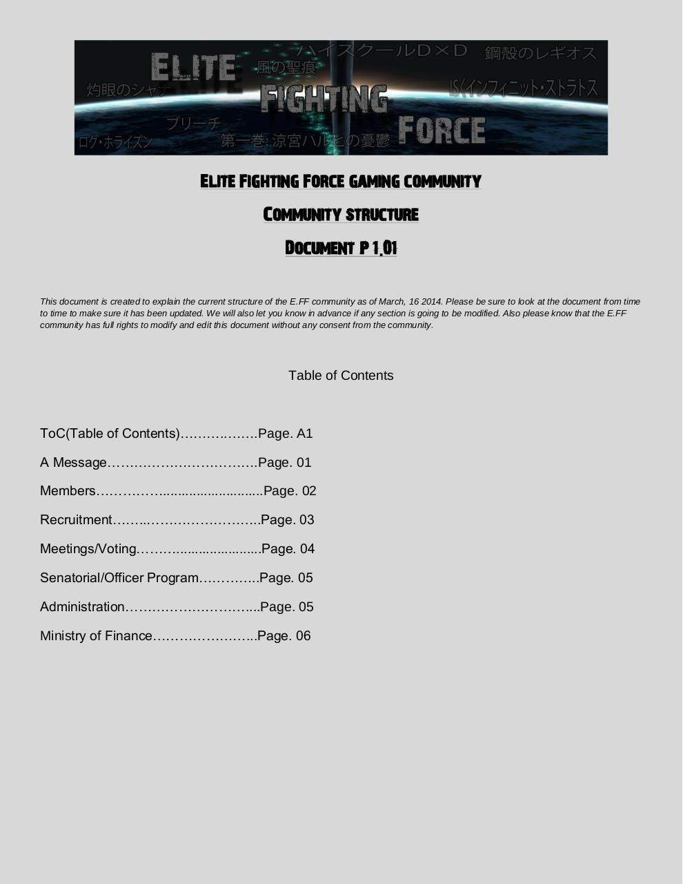 Elite Fighting Force gaming community.pdf - page 1/7