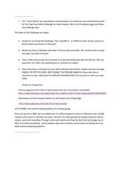 PDF Document face tape selfie rules