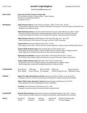 j bingham resume