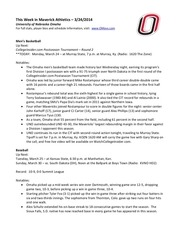 PDF Document this week in maverick athletics 3 24 14