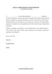 izjava odgovornost maloljetni otvaranjesezone2014