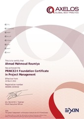 PDF Document prince2 foundation certificate in project management