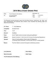 formula one malaysian grand prix 2014 document 69