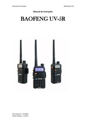 manual baofeng uv5r