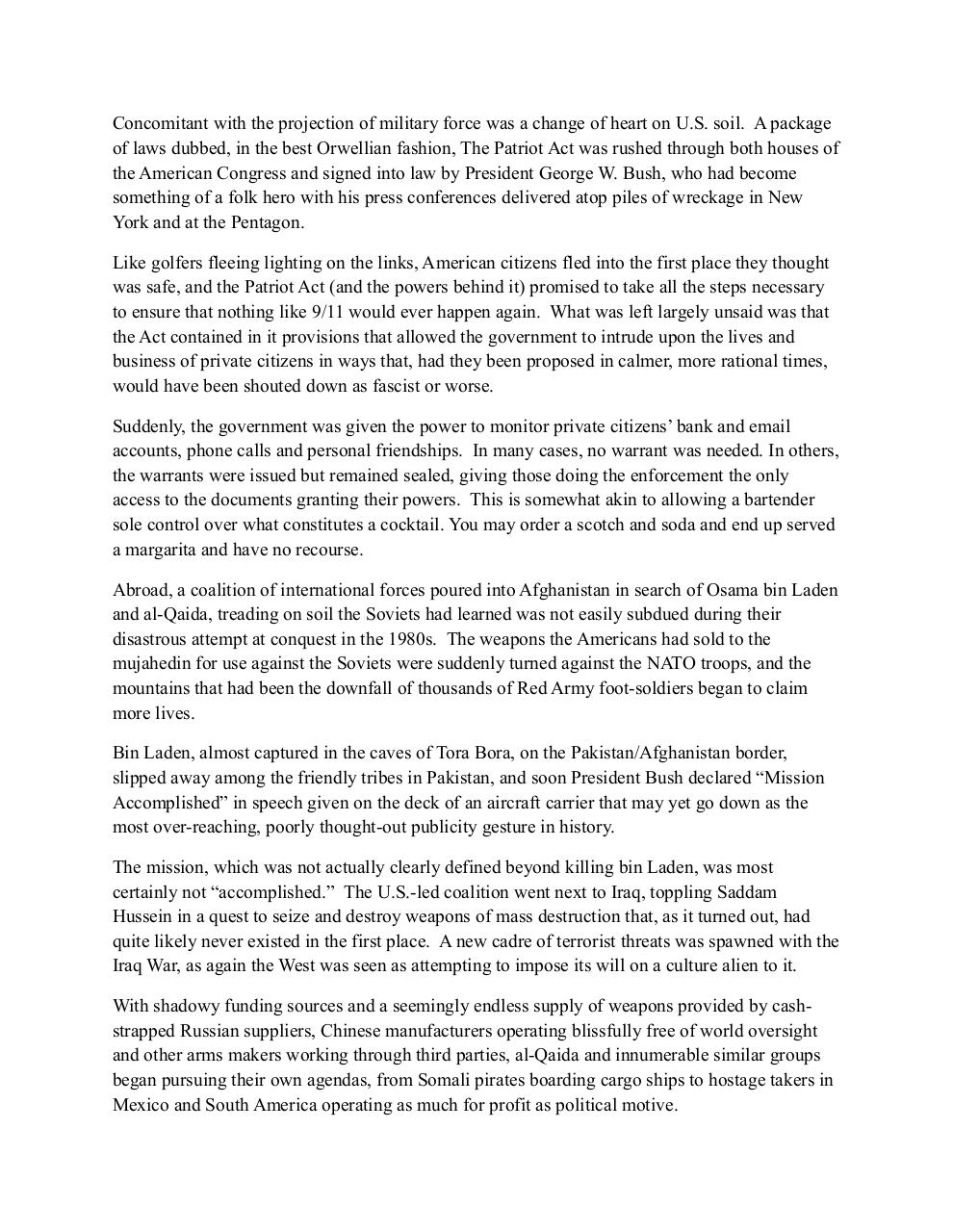 Document preview DefiningVictory-TheWarOnTerror.pdf - page 2/3