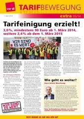 tarifinformation allgemein einigung d 01 04 2014