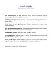 PDF Document dziecko