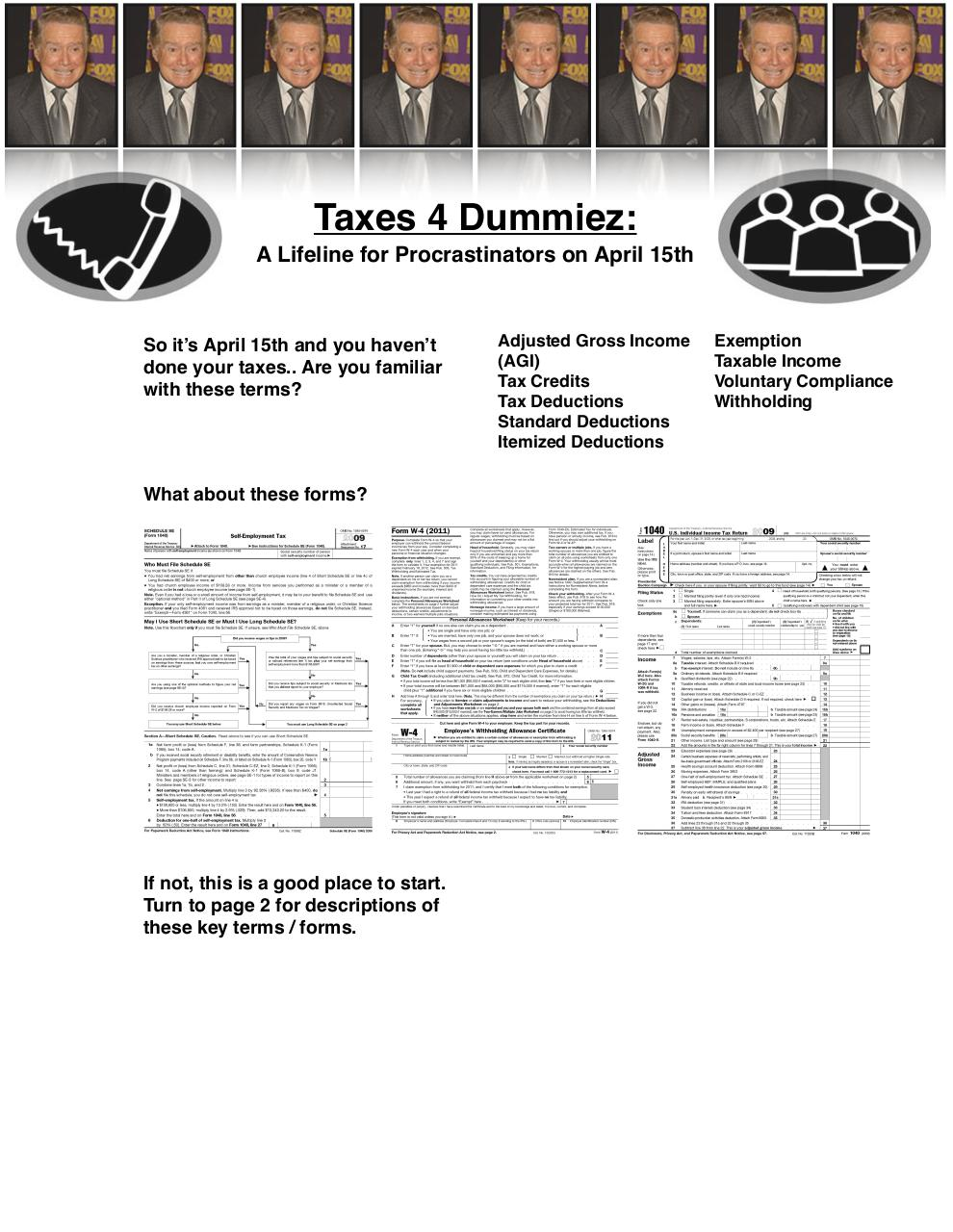 Document preview Taxes 4 Dummiez.pdf - page 1/2