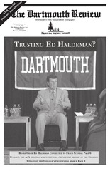 the dartmouth review 4 21 2008 volume 28 issue 10