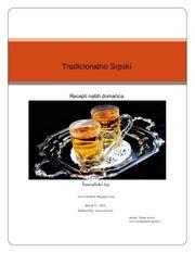 tradicionalno srpski