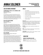 production resume pdf updated