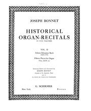 historical organ recitals